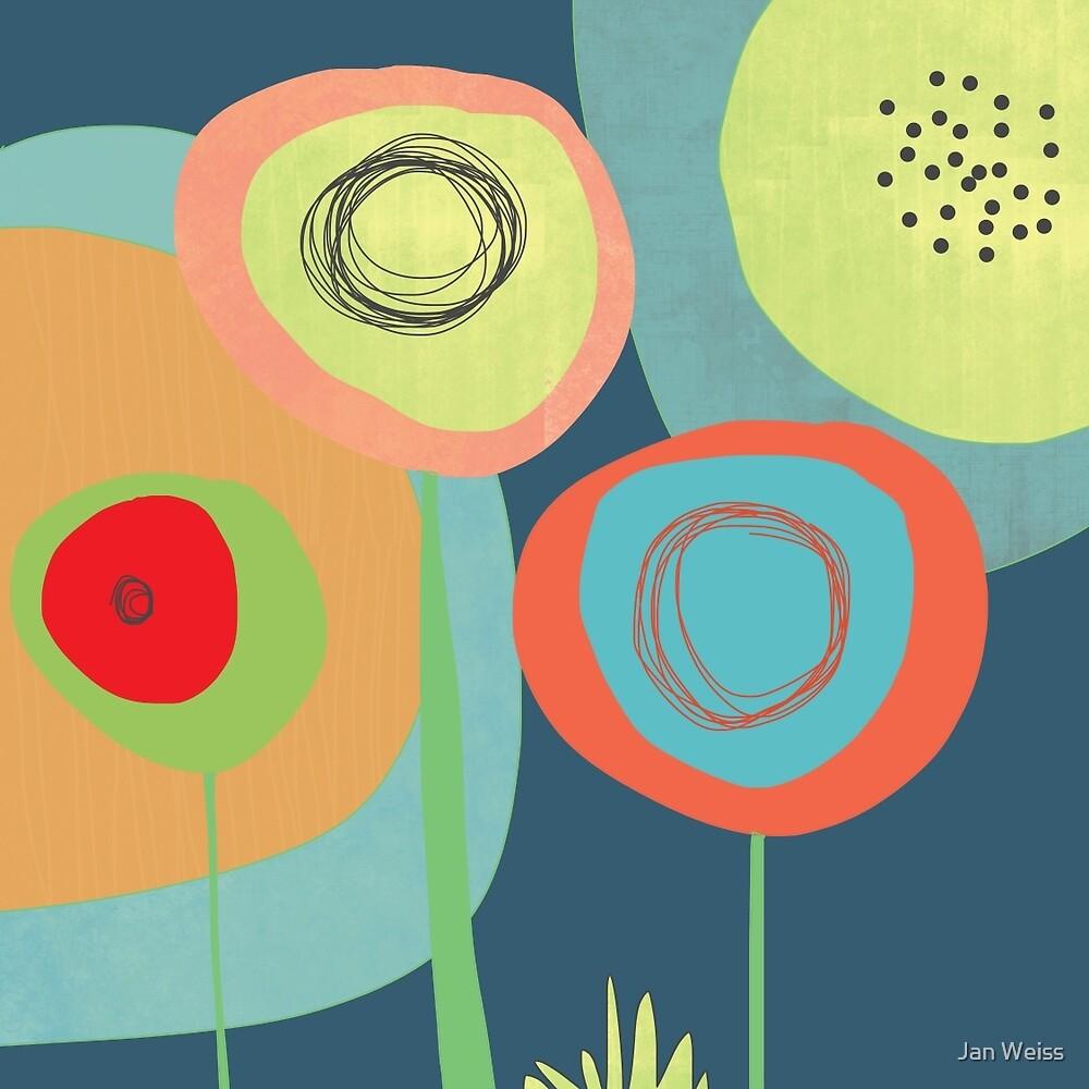 Midnight Garden by Jan Weiss