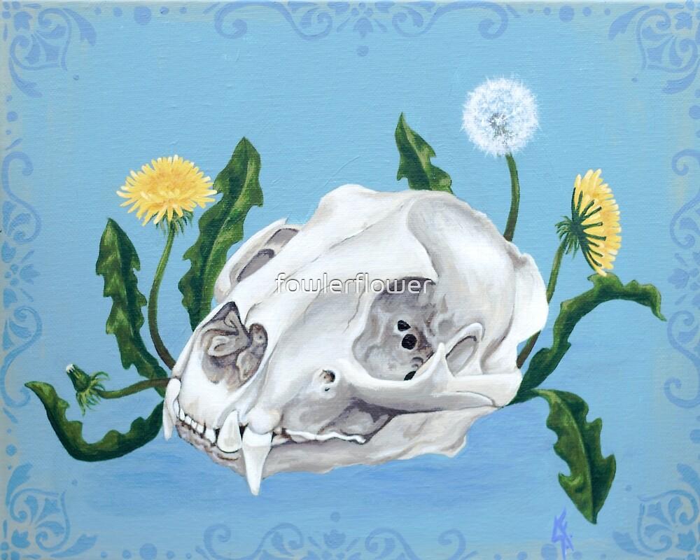 Cougar  by fowlerflower