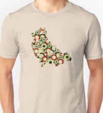 Pomeranian - Animal Art Unisex T-Shirt