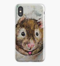 Hamster Love iPhone Case/Skin