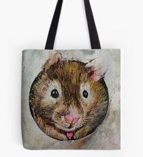 Hamster Love Tote Bag