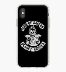 Sons of Saiyan: Planet Vegeta iPhone Case