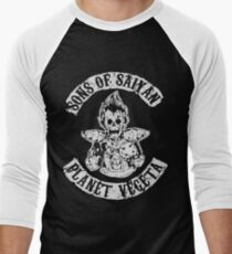 Sons of Saiyan: Planet Vegeta T-Shirt