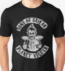 Sons of Saiyan: Planet Vegeta Unisex T-Shirt