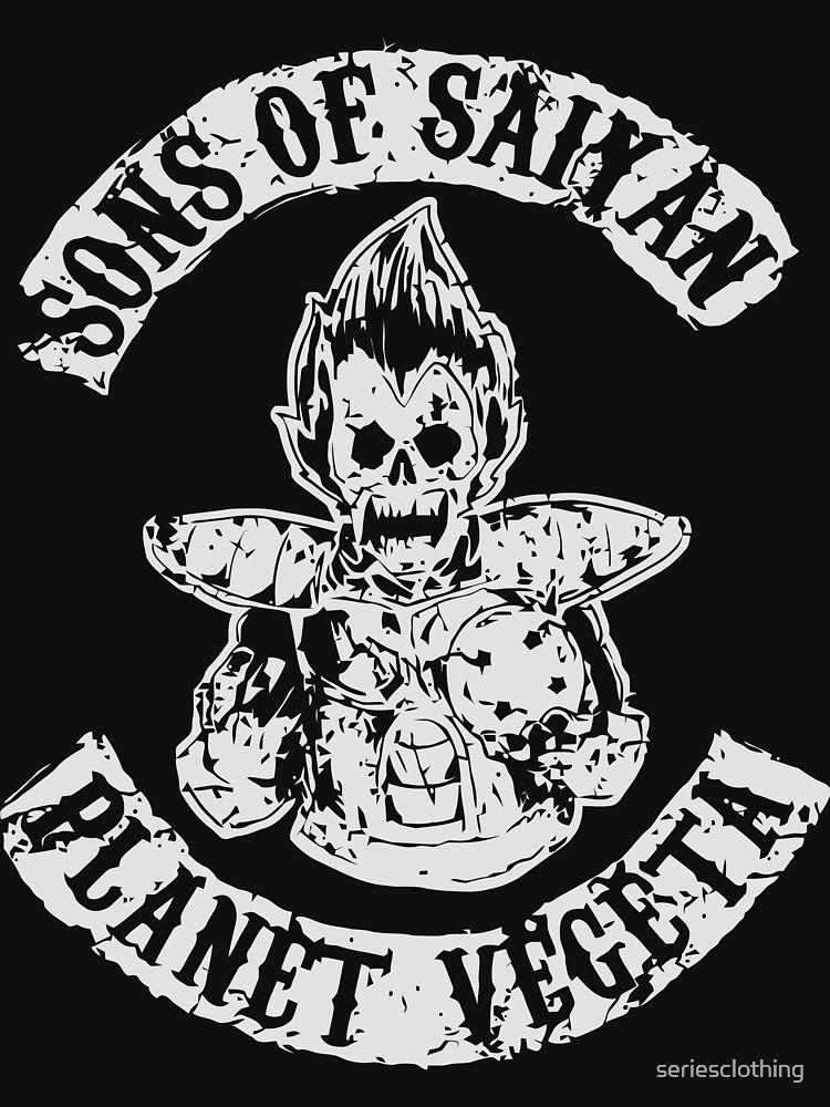 Sons of Saiyan: Planet Vegeta | Unisex T-Shirt