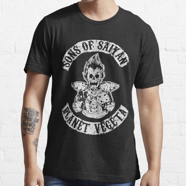 Fils de Saiyan: Planet Vegeta T-shirt essentiel