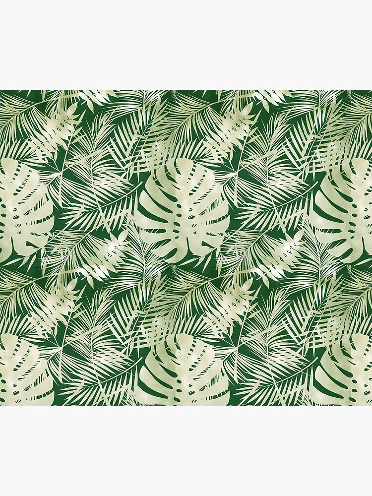 Green Jungle Ferns by GraphicAllusion