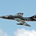 Hawker Hunter  by © Steve H Clark
