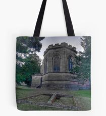 St Mary's Cromford Derbyshire Tote Bag