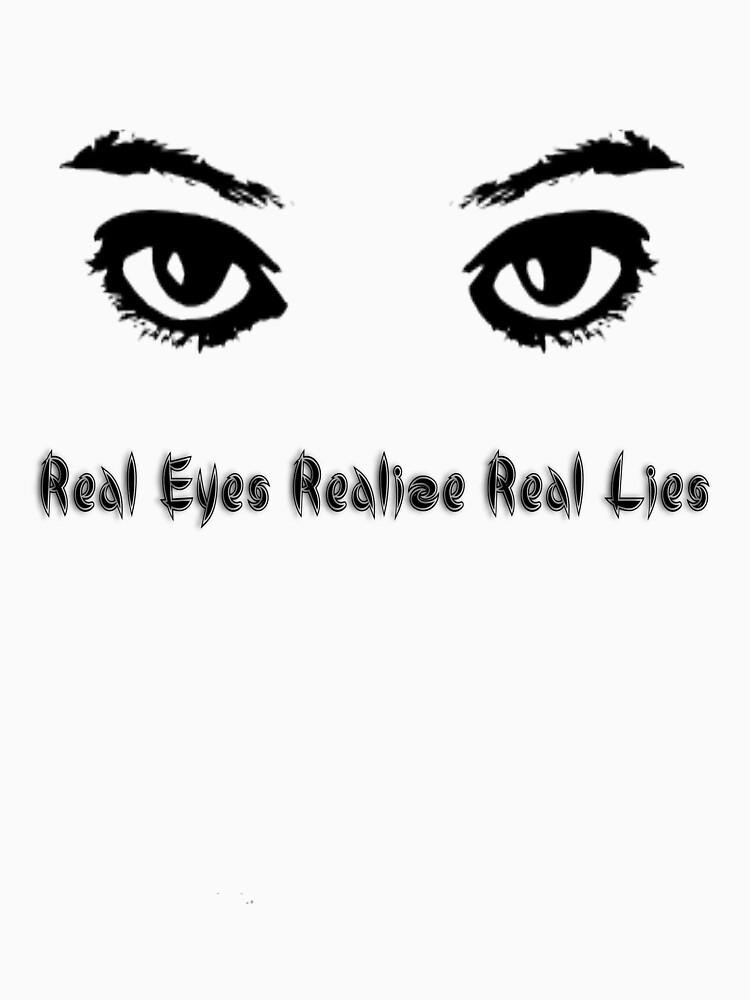 Real eyes by chunk1189