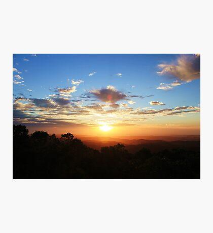 Stunning Sky Photographic Print