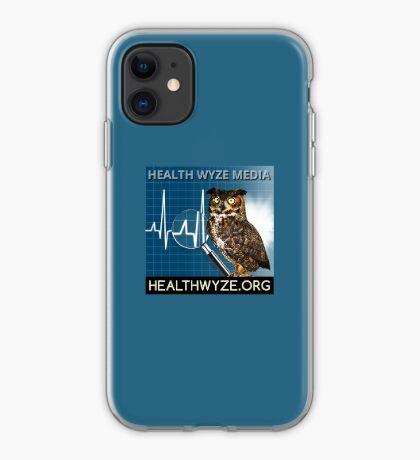 Health Wyze Media iPhone Case
