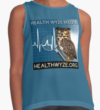 Health Wyze Media Sleeveless Top