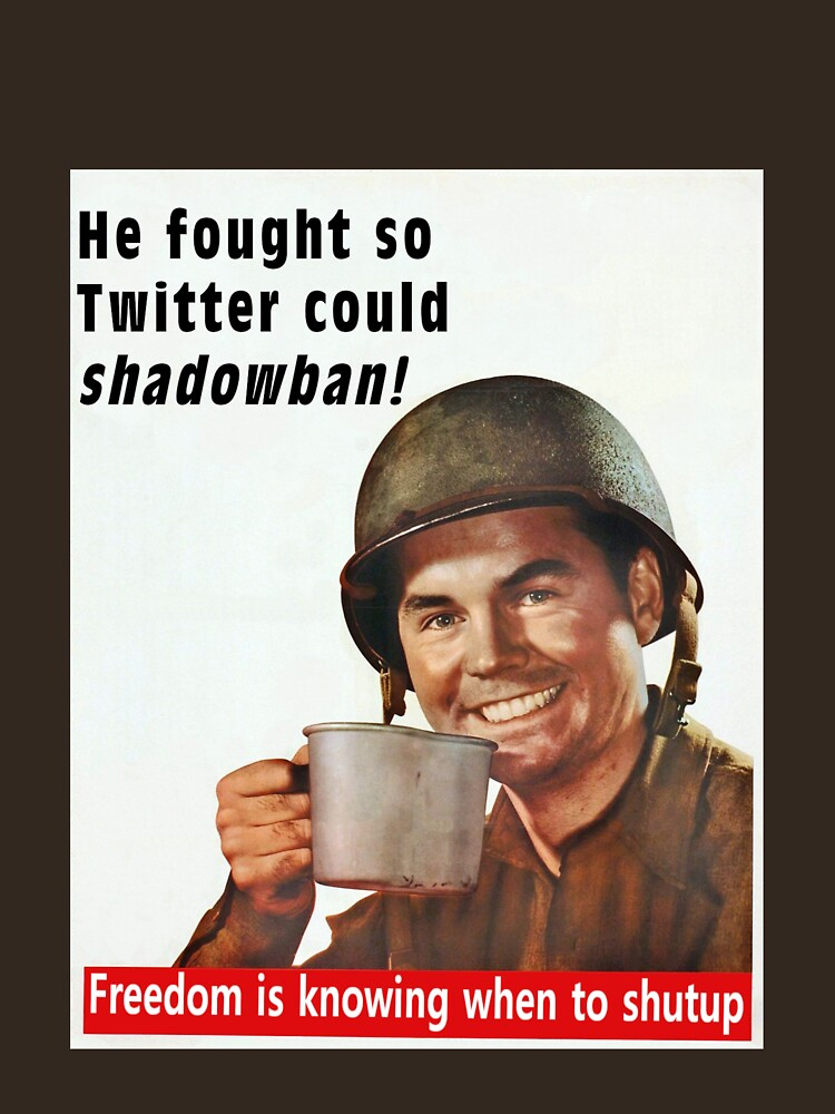 He Fought for Twitter Shadowbans by HealthWyze