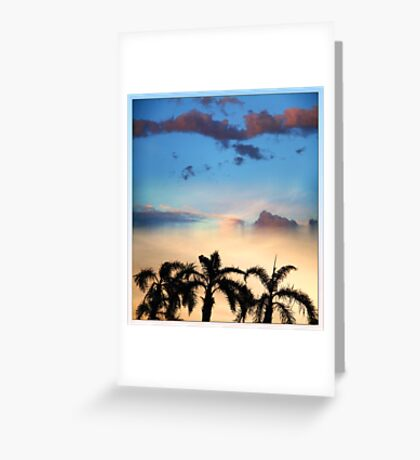 you wanna rest? Greeting Card