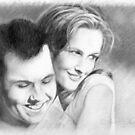 Sara & Jeff by Chelsea Kerwath