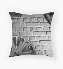 Old movies Throw Pillow