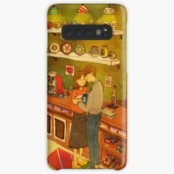 Can't help but smile Samsung Galaxy Snap Case