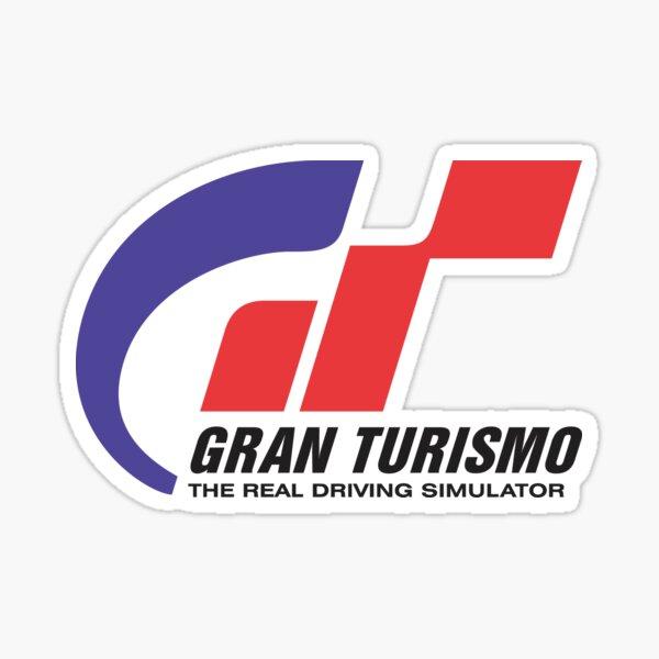 Logo Gran Turismo 1 Sticker