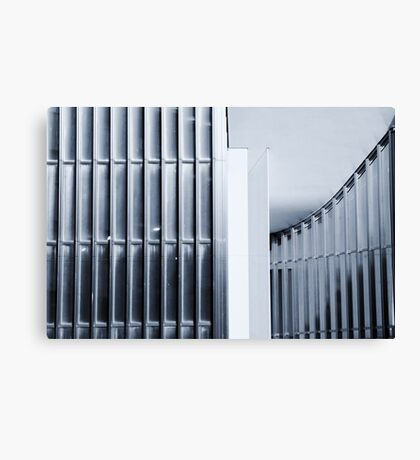Urban geometries Canvas Print