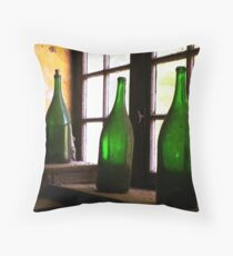 At Chateau du Brueil Throw Pillow
