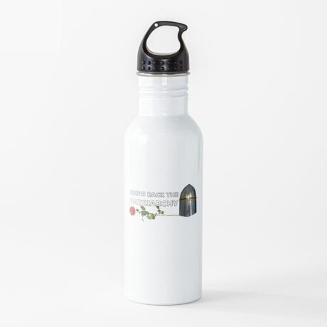 Bring Back the Patriarchy Water Bottle