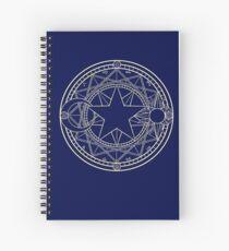 Cardcaptor Sakura - Star crest  Spiral Notebook