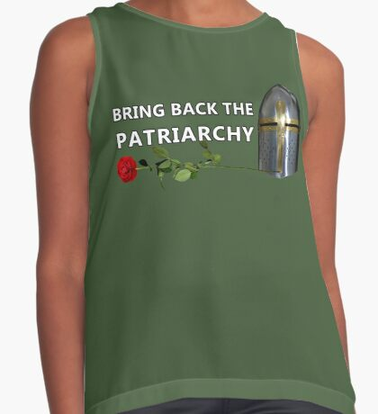 Bring Back the Patriarchy Sleeveless Top