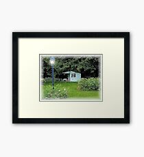 The Guiding Light Framed Print