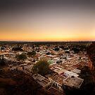 Badami Town IV by Vikram Franklin