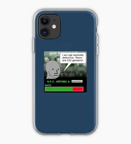 There Are 532 Genders iPhone Case