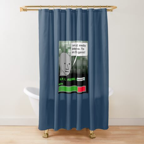 There Are 532 Genders Shower Curtain