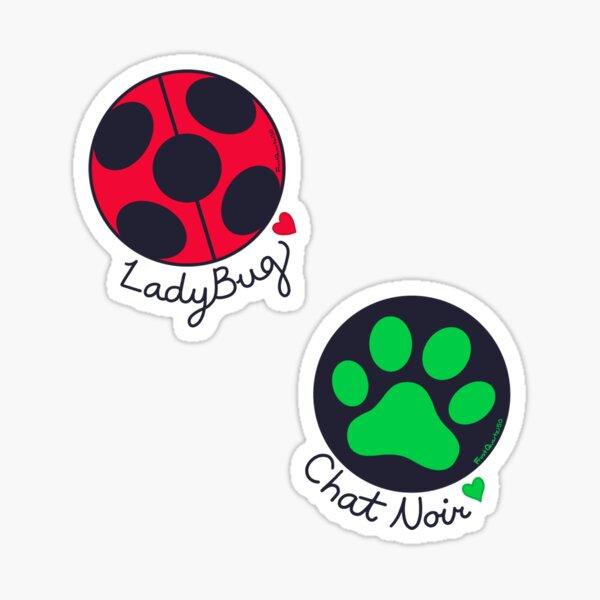 LB and CN symbols! Sticker