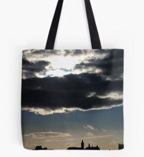 Derby Skyline Tote Bag