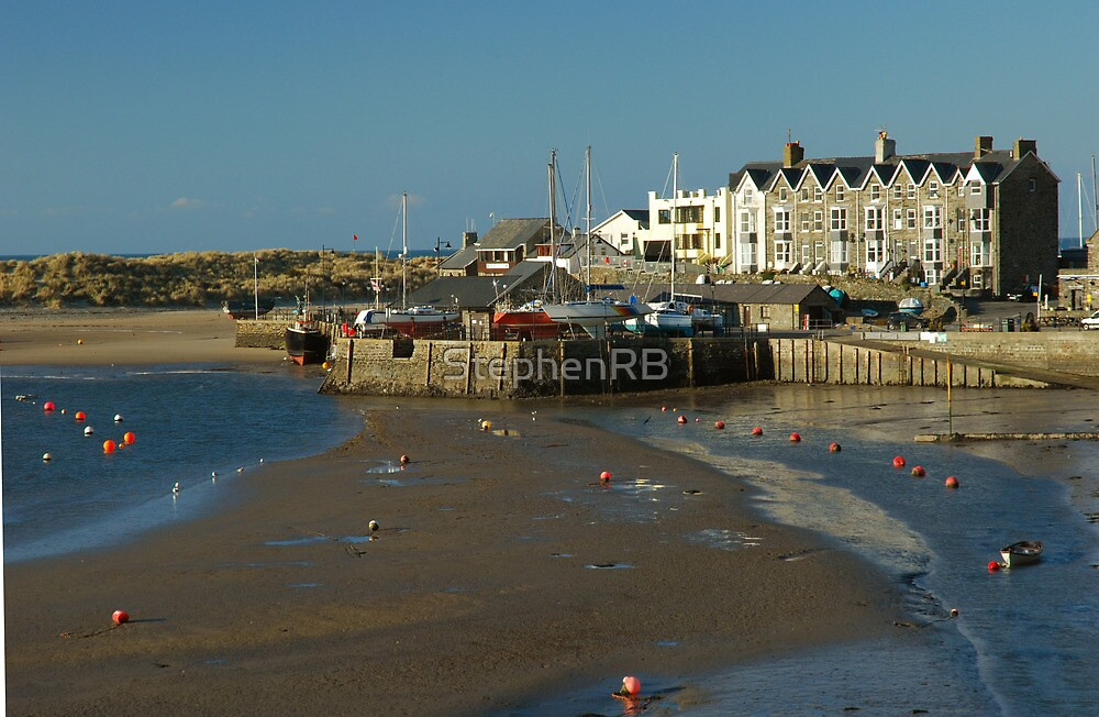 Barmouth Harbour No3 by StephenRB