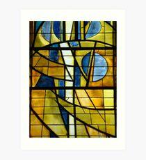 Ceri Richards Window Art Print