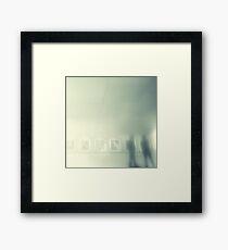 Viewers Framed Print