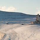 Corgarff Castle in Winter by Panalot