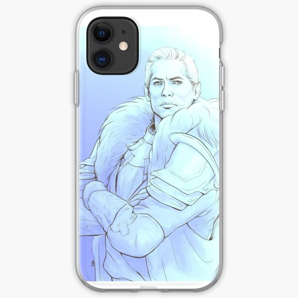 Commander Cullen iPhone Soft Case