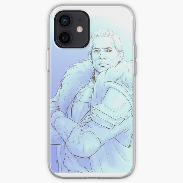 Commander Cullen iPhone Soft Case