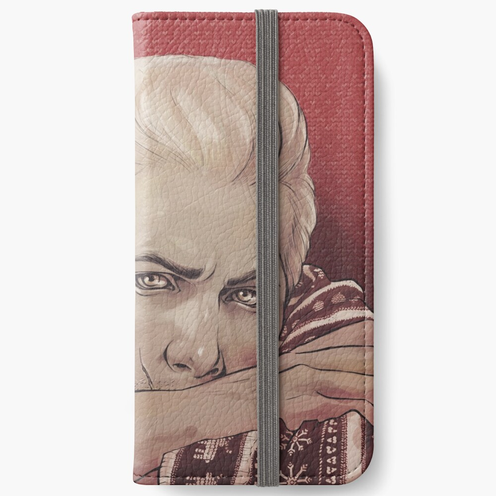 Xmas!Cullen iPhone Wallet