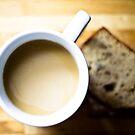 Coffee break by Julia Goss