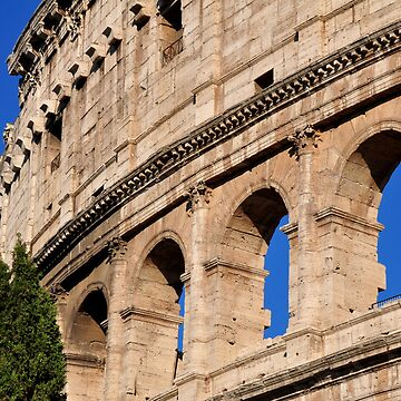 Roman Holiday at the Coliseum by funkydive