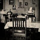 Texan cafe by Julia Goss