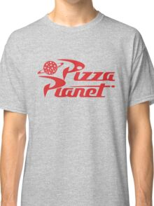 Pizza Planet shirt – Toy Story, Woody, Buzz Classic T-Shirt