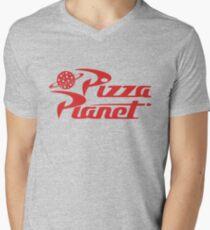 Pizza Planet shirt – Toy Story, Woody, Buzz Men's V-Neck T-Shirt