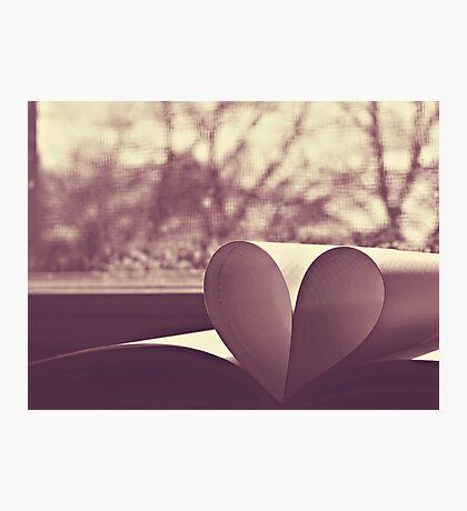 love to read Photographic Print