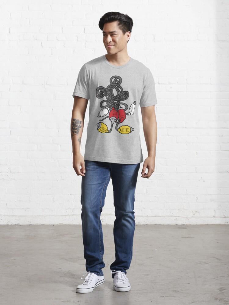 Alternate view of AV Mouse Essential T-Shirt