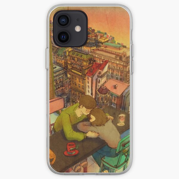A sleepy afternoon iPhone Soft Case