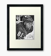 Phil Kessel Framed Print